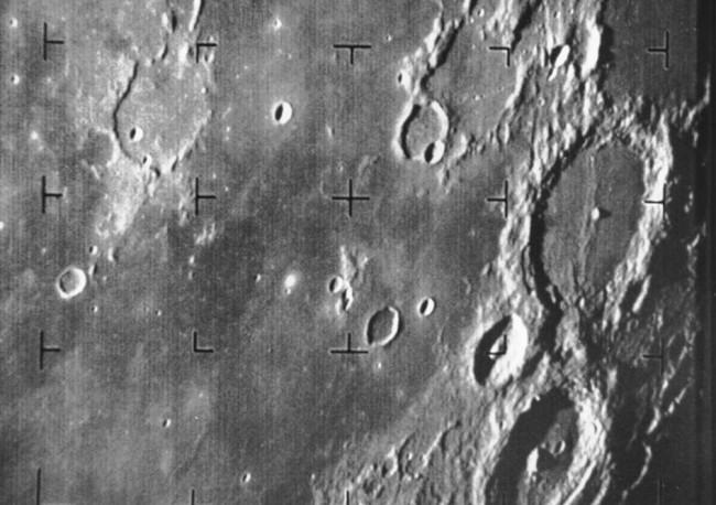 Liberty 7 spacecraft