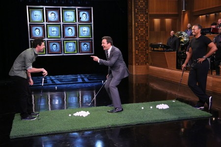 Tonight Show: Jimmy Fallon and Rory Mcllroy Play Facebreakers [Recap/Review]