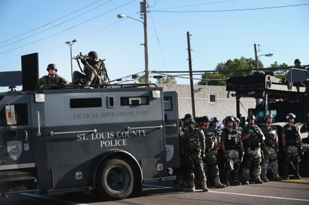 Near Ferguson, Missouri a Second Man Shot to Death by Police