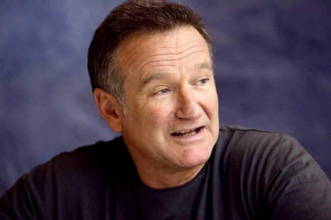 Robin Williams is Dead