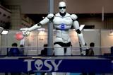 Robots Redefine Employment