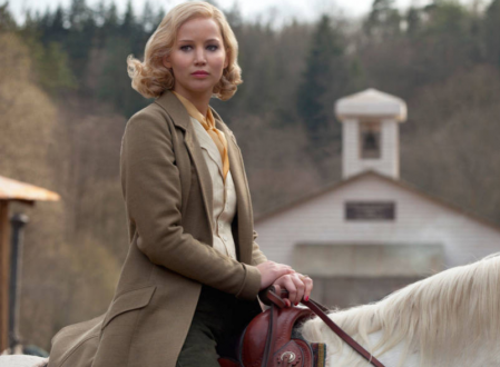 Jennifer Lawrence Bradley Cooper Film Not Released in U.S.