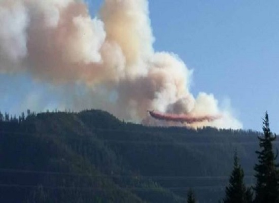 South Cle Elum Ridge Fire