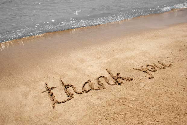 Study Saying 'Thank You' Is a Cornerstone of Civilization