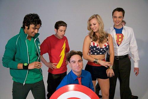 Big Bang Theory: Big Three Want $1 Million an Episode