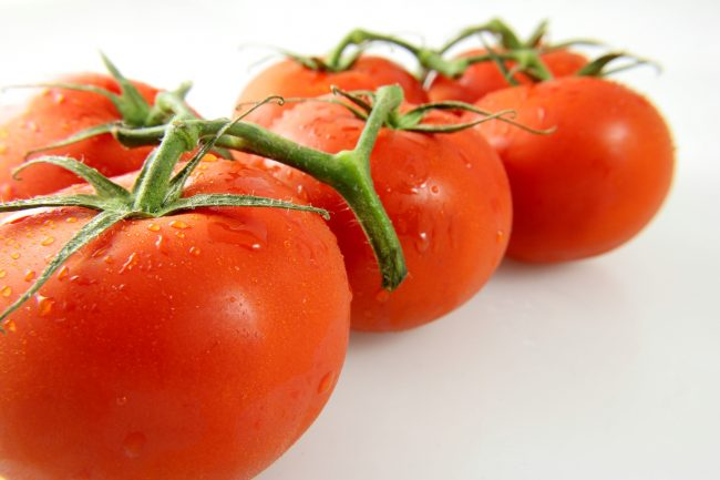 tomatoes prostate cancer