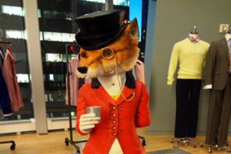 Victoria's Secret UK Loses 'PINK' Panties to Cheeky Fox