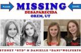 Utah Police Seek Help to Find Missing Teen Sisters