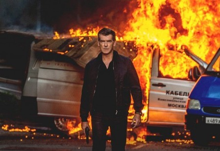 The November Man: Pierce Brosnan Kills It