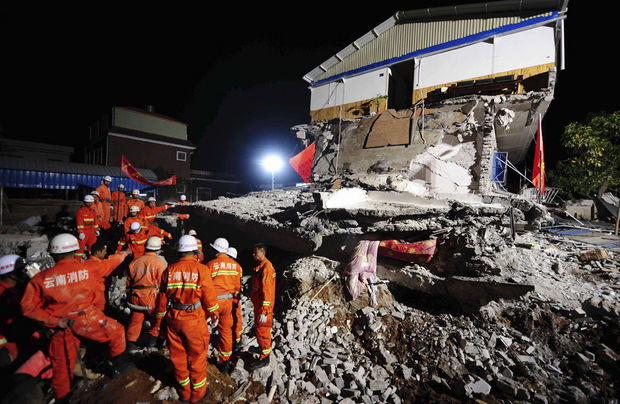 South West China: Earthquake Wiped out Hundreds of People and Counting