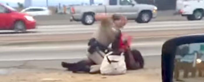 California Highway Patrol: Beaten Grandmother Speaks [VIDEOS]