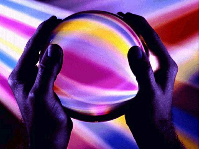 google crystal ball