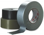 Baby Bound With Duct Tape Just for Fun