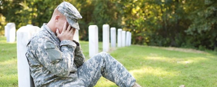 Post-Traumatic Stress Disorder Plague Veterans