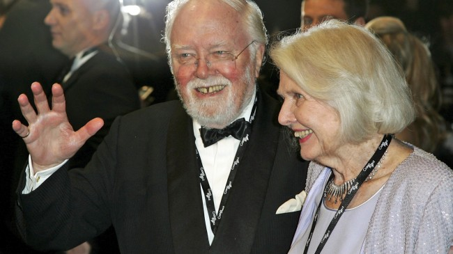 Richard Attenborough Dies: Highlights of His Career