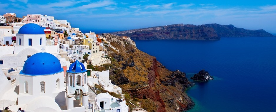 Greece Vacation: Amazing Caves and an Ancient Tourist Attraction [Videos]