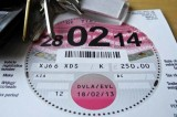 Britain Abolishes Tax Disc After 93 Years