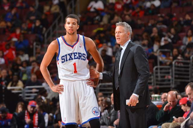 Michael-Carter Williams Start Date in Question