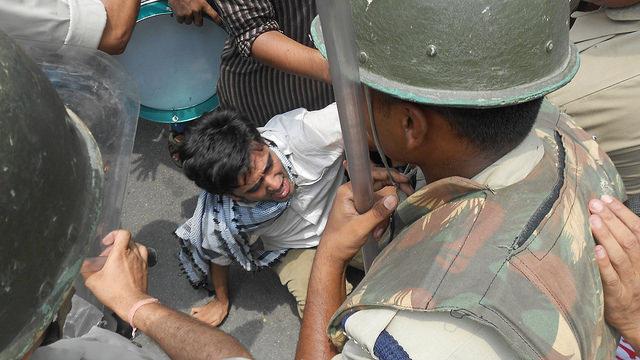 Police Brutality in India