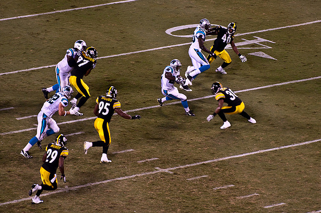 Steelers Panthers