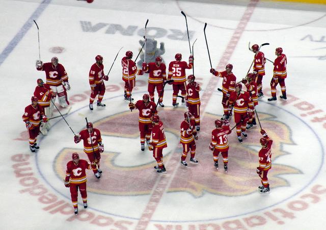 Calgary Flames 30 in 30 NHL