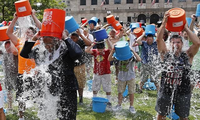 ALS Ice Bucket Challenge a Satanic Ritual?