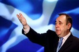 Alex Salmond Stepping Down as Scotland's First Minister