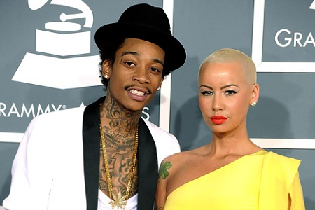 Amber Rose Files for Divorce From Rapper Wiz Khalifa [Video]