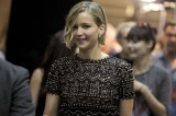Jennifer Lawrence Watched Coldplay  at iHeartRadio Music Festival