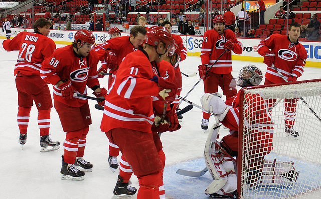 Carolina Hurricanes Hope to Find Long Awaited Consistency – 30 in 30