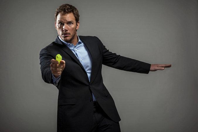 Chris Pratt Opens 40th SNL Season