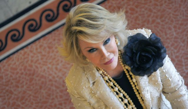 Joan Rivers Dies at Age 81