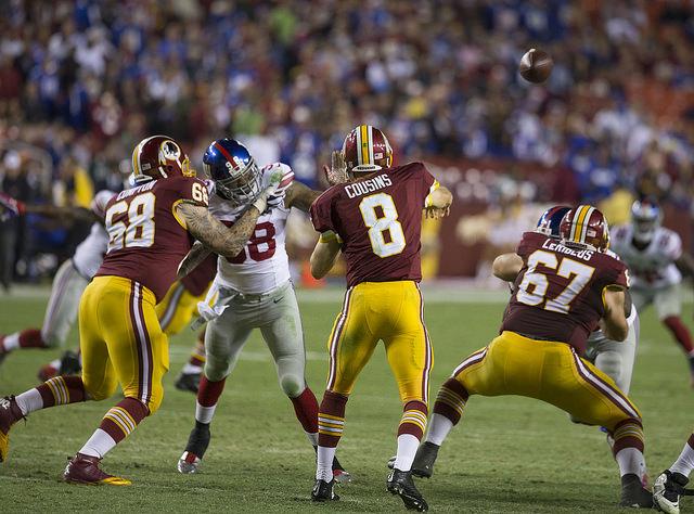 Washington Redskins Face Many Challenges