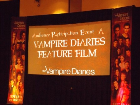 The Vampire Diaries Official Convention Las Vegas: Day One