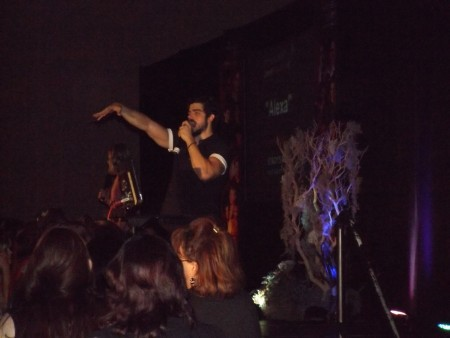 The Vampire Diaries Official Convention Karaoke Night