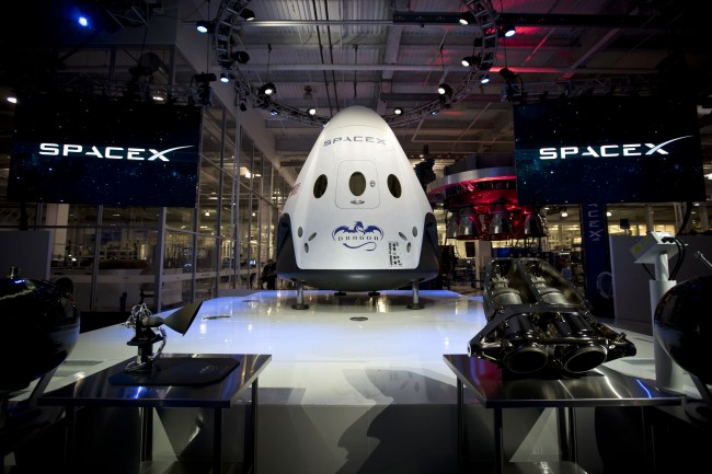 SpaceX Boeing ISS NASA