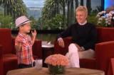 Ellen DeGeneres Plus Old Technology Plus Kids Equals Adorable [Video]