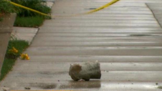 Falling Gargoyle Kills Chicago Woman