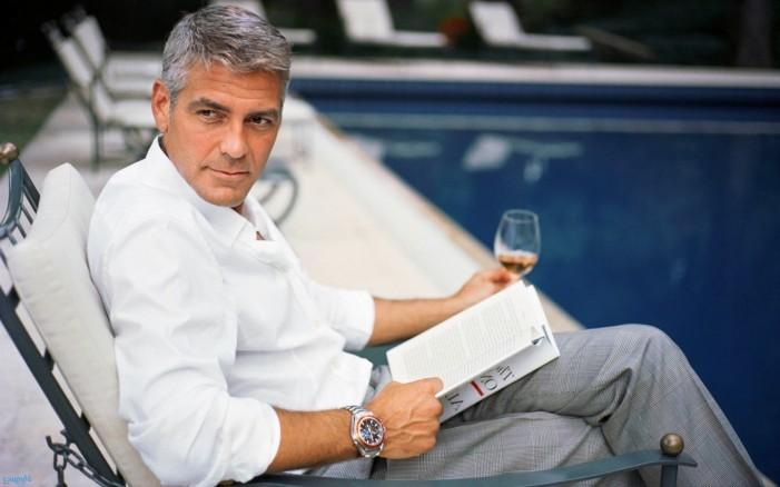 George Clooney Sold Wedding Photos to Highest Bidder