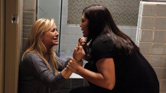 Grey's Anatomy Callie and Arizona May Not Stay Together