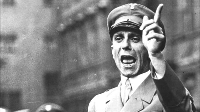 Gun Control Group Leader Expresses NAZI Sympathies