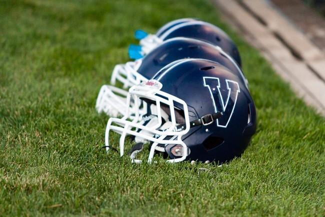 High School Football Helmets