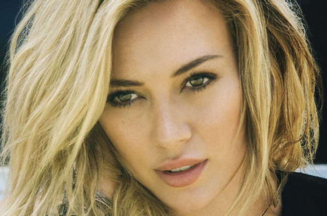 Hilary Duff Would Step Into Lizzie McGuire Role Once More