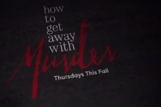 How to Get Away With Murder Shonda Rhimes ABC TGIT
