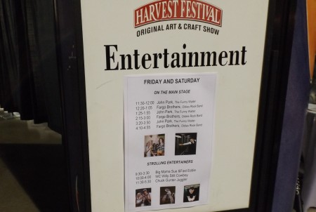 Las Vegas Harvest Festival Original Art & Craft Show 2014 September 5 - 7