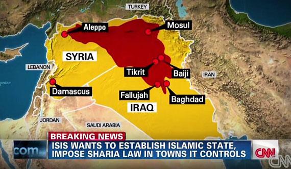 ISIS Terrorism War
