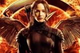 Jennifer Lawrence and Cast Sport 'Mockingjay' Wings