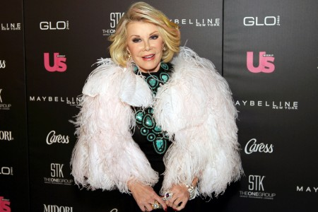 Joan Rivers' Funeral on Sunday in New York City