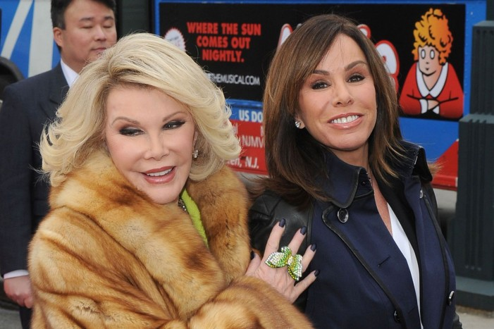Joan Rivers Leaves $150 Million Fortune to Family and Pets