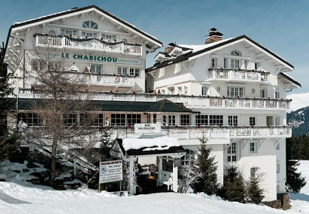 Luxury ski breaks